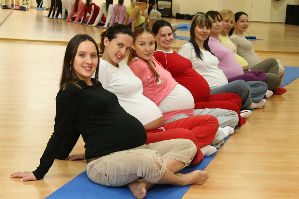 Посоветуйте хорошие курсы для беременных 60